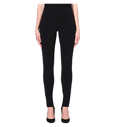 MAX MARA STUDIO Cileno trousers (Black