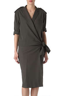 MAXMARA Cosmos safari dress