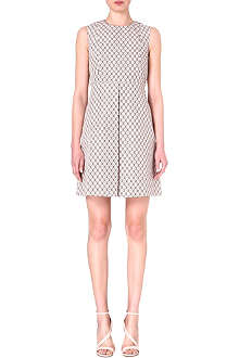S MAX MARA Cris printed cotton dress