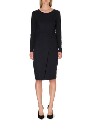 MAX MARA Crusca wool dress
