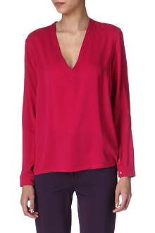 MAXMARA Curzia silk top