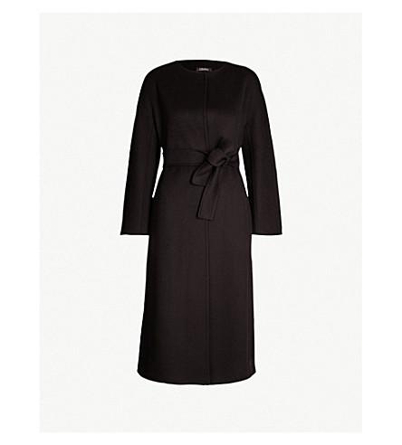 S MAX MARA Dadaci wool coat (Black