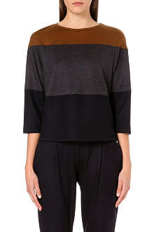 MAX MARA Dollar stripe jumper