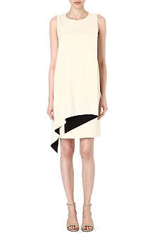 SPORTMAX Ruffled dress