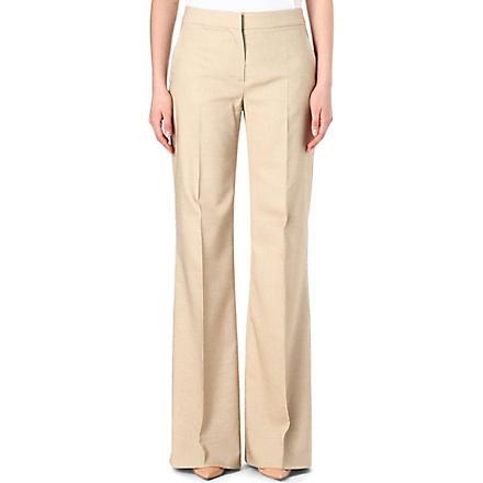 MAX MARA Elenice trousers (Beige