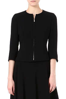 MAX MARA STUDIO Ella cropped jacket