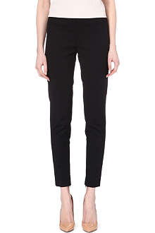 MAX MARA STUDIO Elodia slim-fit cropped trousers