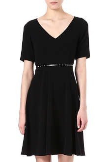 MAX MARA STUDIO Eloisa belted dress