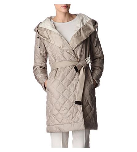 MAX MARA CUBE Enovef reversible jacket (Light