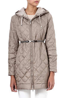 MAX MARA CUBE Enovel reversible quilted coat