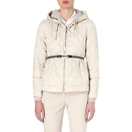 MAX MARA CUBE Enovem reversible jacket (Beige