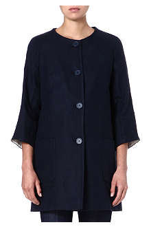 S MAX MARA Crew-neck coat
