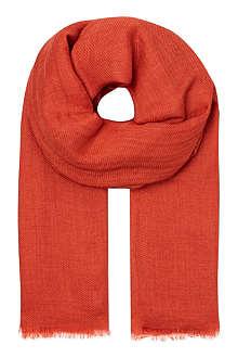 MAX MARA Plain scarf