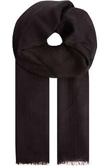 MAX MARA Cashmere & silk scarf