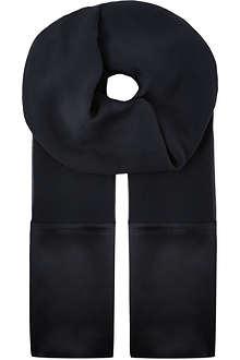 MAX MARA PIANOFORTE Sheer silk scarf