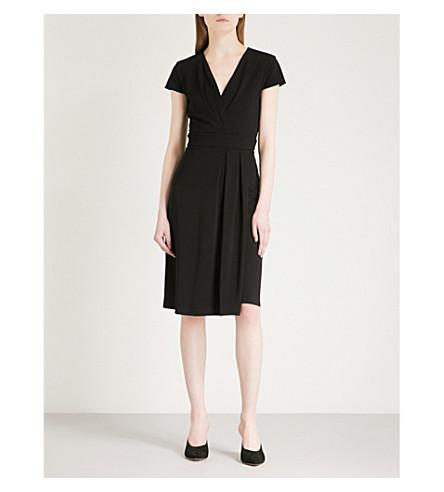 MAX MARA Feluca stretch-jersey dress (Black