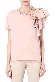 MAX MARA PIANOFORTE Feroce embellished corsage top