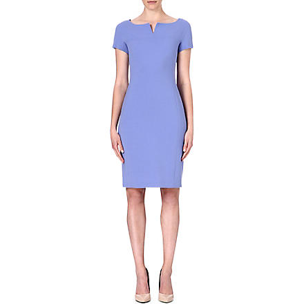 MAX MARA Fiamma stretch-wool dress (Blue
