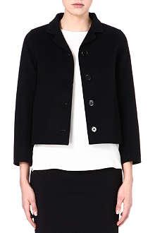 S MAX MARA Genny wool coat