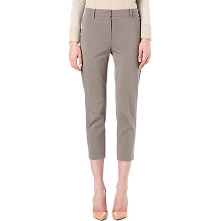 MAX MARA Genova trousers (Turtledove