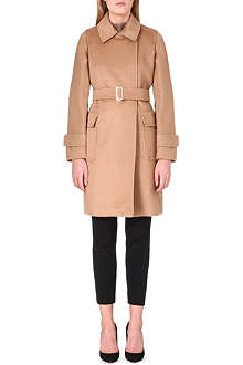 MAX MARA Gerry camel coat