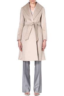 MAX MARA Ghetta classic cashmere wrap coat