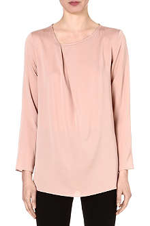 MAX MARA Gioco silk top