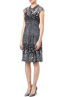 MAX MARA STUDIO Gisella polka-dot shirt dress