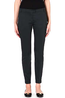 S MAX MARA Glamour slim-fit trousers