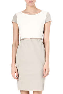 MAX MARA Guelfi two-toned dress