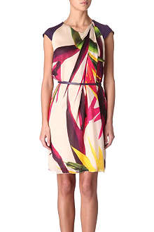 MAXMARA Harry silk dress