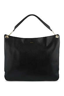MAX MARA Medium leather shoulder bag