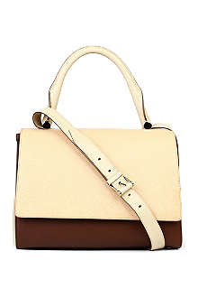 MAX MARA Nudo leather cross-body bag