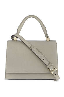 MAX MARA J-bag flap satchel