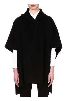 MAX MARA Juditt wool-blend cape