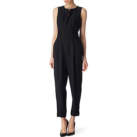 SPORTMAX Karman jumpsuit (Black