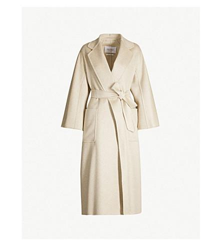 MAX MARA Labbro cashmere coat (Begie