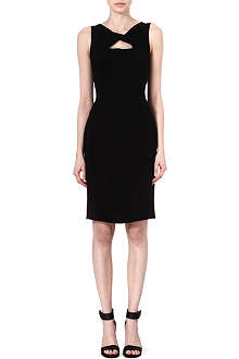 MAX MARA STUDIO Lauto crepe dress