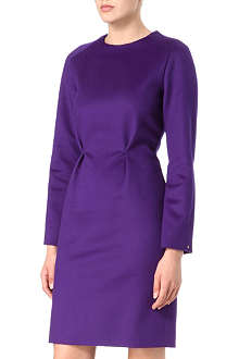 SPORTMAX Libero wool dress