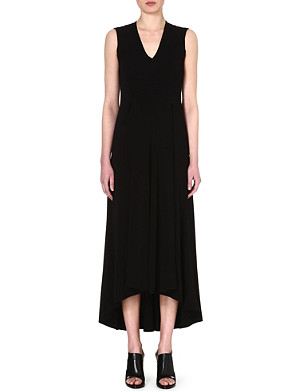 SPORTMAX Libro maxi dress