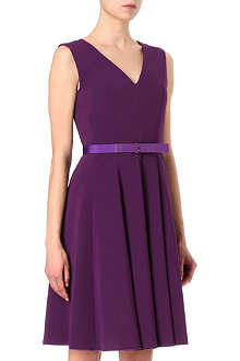 MAX MARA STUDIO Mango belted dress