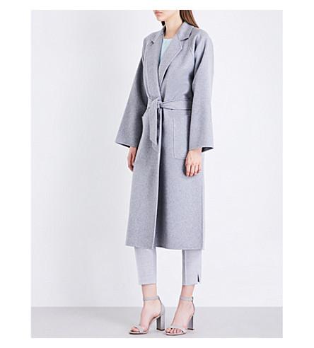 MAX MARA Marlo cashmere coat (Grey