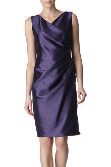 MAXMARA Marotta shantung dress