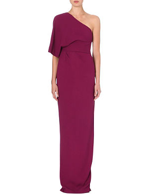 MAX MARA PIANOFORTE Mauritz draped gown