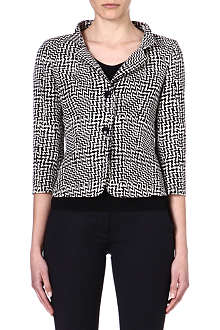MAX MARA Megaton checked jacket