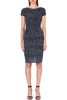 MAX MARA Memo gathered-waist dress