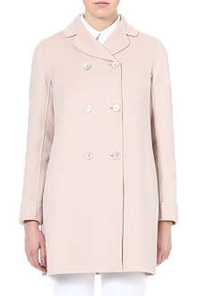 S MAX MARA Micenea double-breasted wool coat