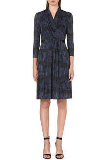 MAX MARA Monile wrap-front dress