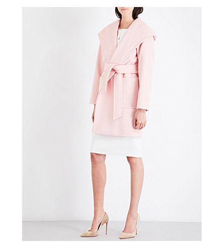 MAX MARA Morfeo camel hair coat (Pink