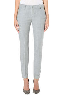 SPORTMAX Mosella slim-fit trousers